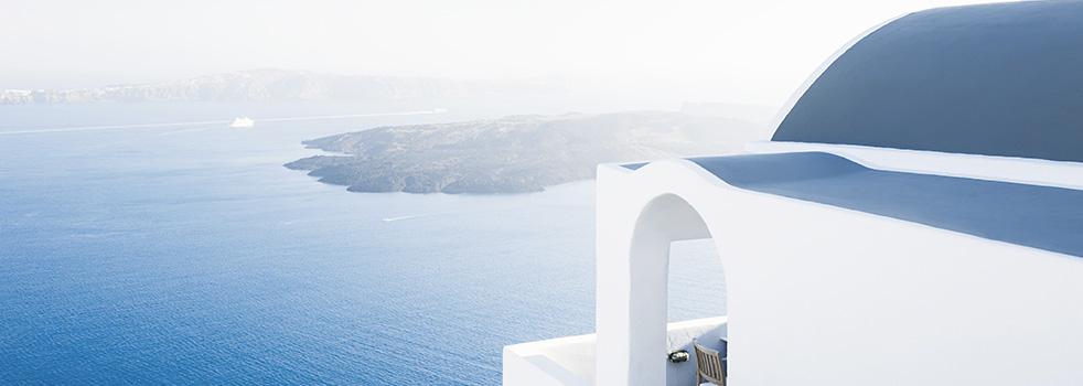 Book Flights to Santorini (JTR)