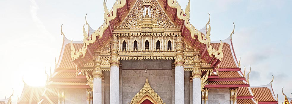 Search the Best Flights to Thailand