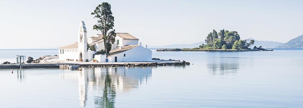Book Flights to Corfu (CFU)