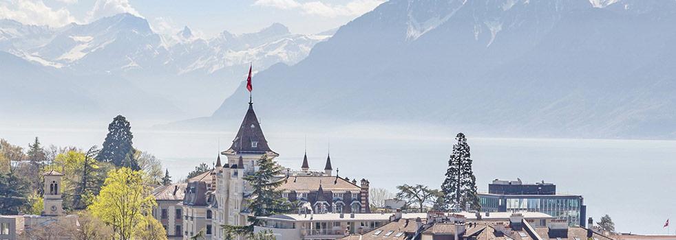 Search the Best Flights to Switzerland