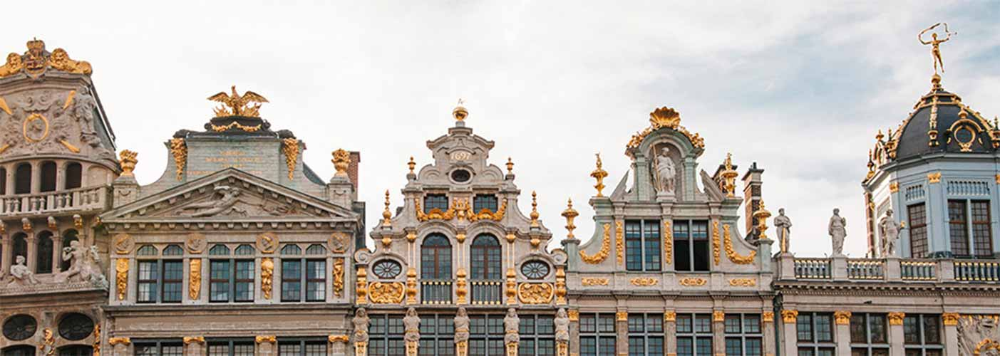 Search the Best Flights to Belgium