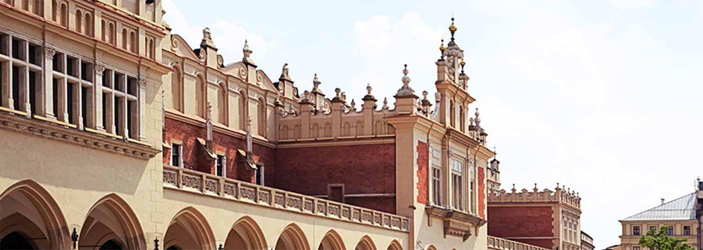 Book Flights to Krakow (KRK)