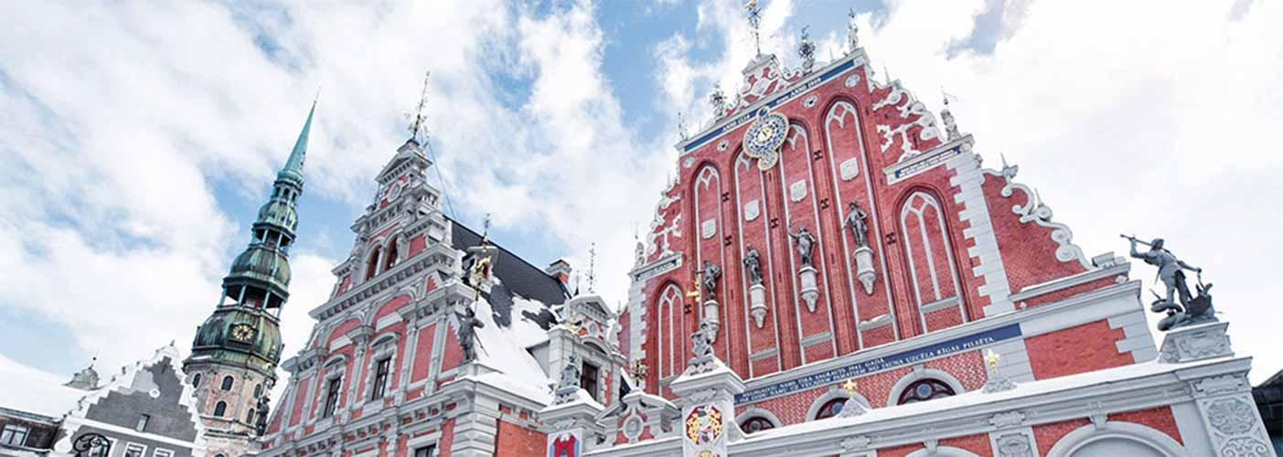 Book Flights to Latvia