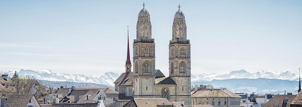 Book the Best Flights to Zurich (ZRH)