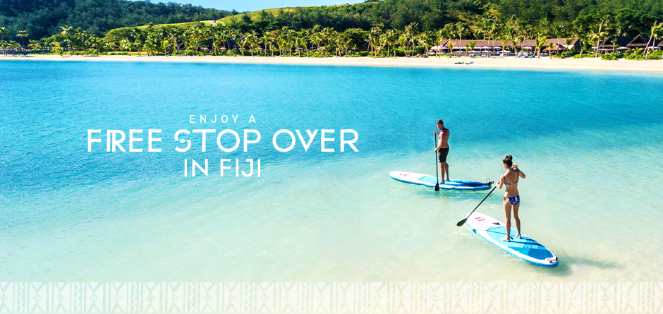 Fiji Airways Stopover