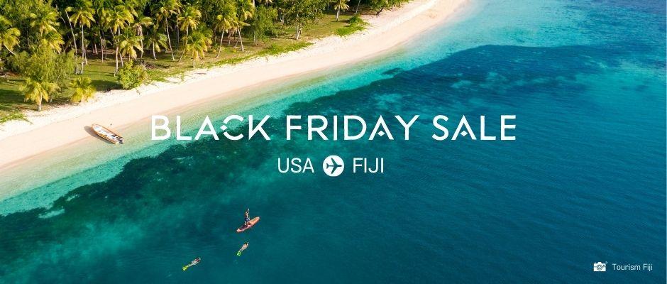 Cheap flights to fiji in november
