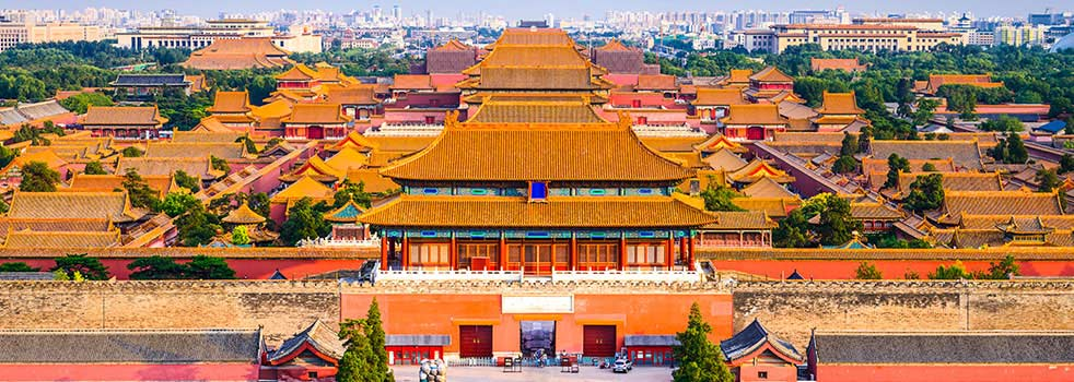 Find Flights from New York to Beijing (JFK - PEK)