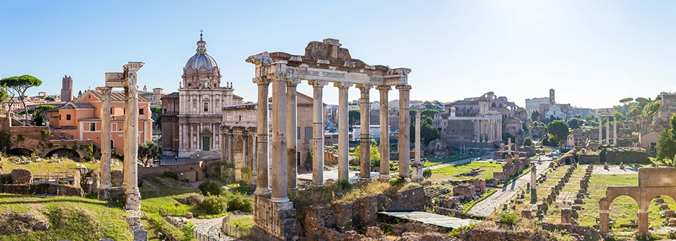 Compare Flights to Rome (FCO)
