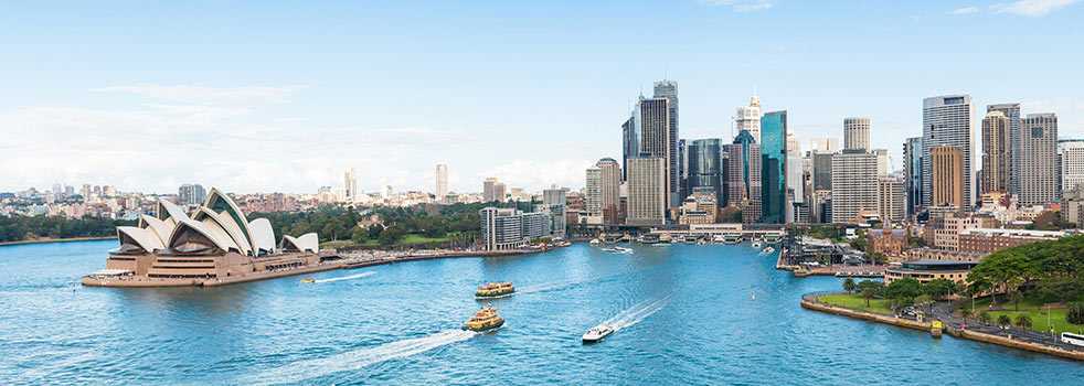 Find Flights from Hangzhou to Sydney (HGH - SYD)