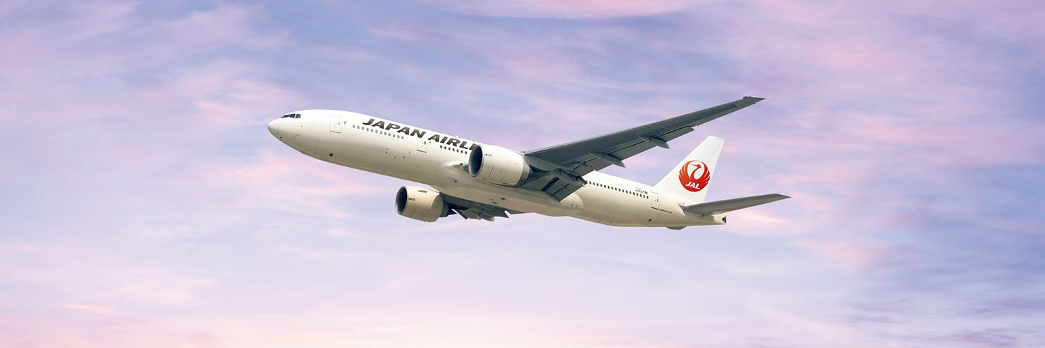 Flights to Japan with Japan Airlines.