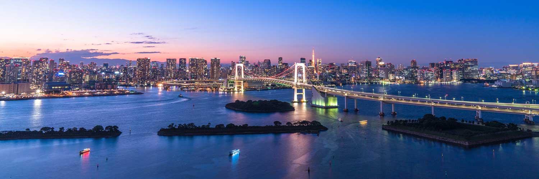 飛往東京來回票價HKD 3796起