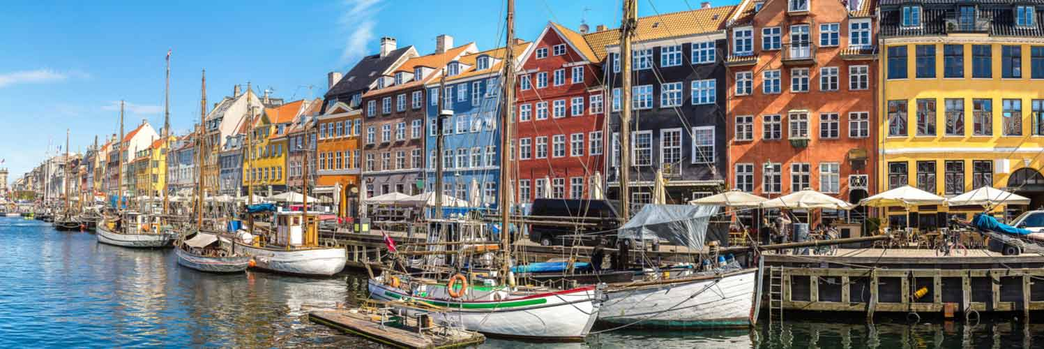 Vols vers Copenhagen