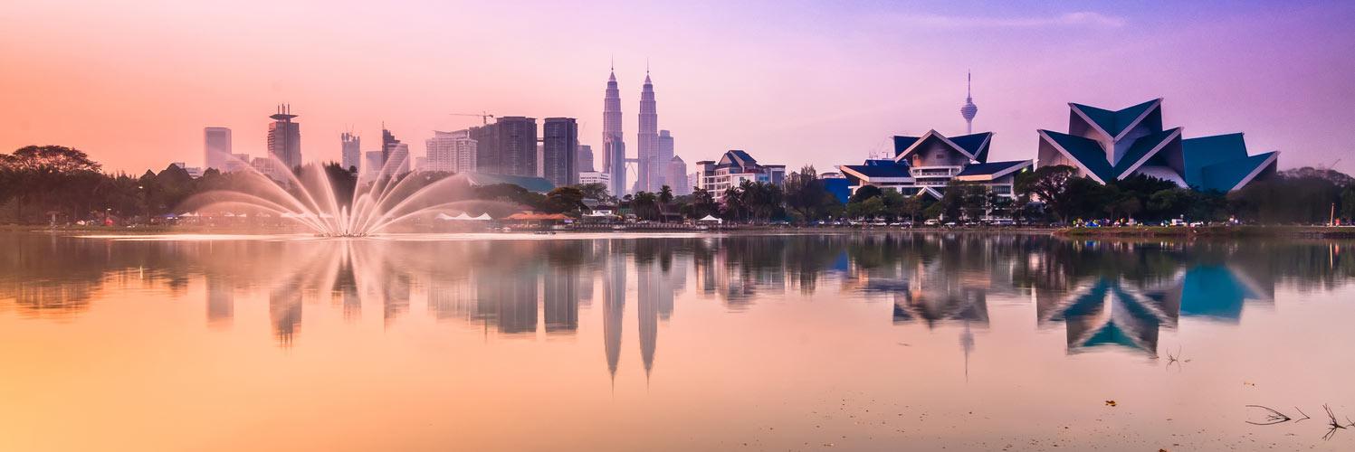 Fiji Airways Flights from Kuala Lumpur (KUL)