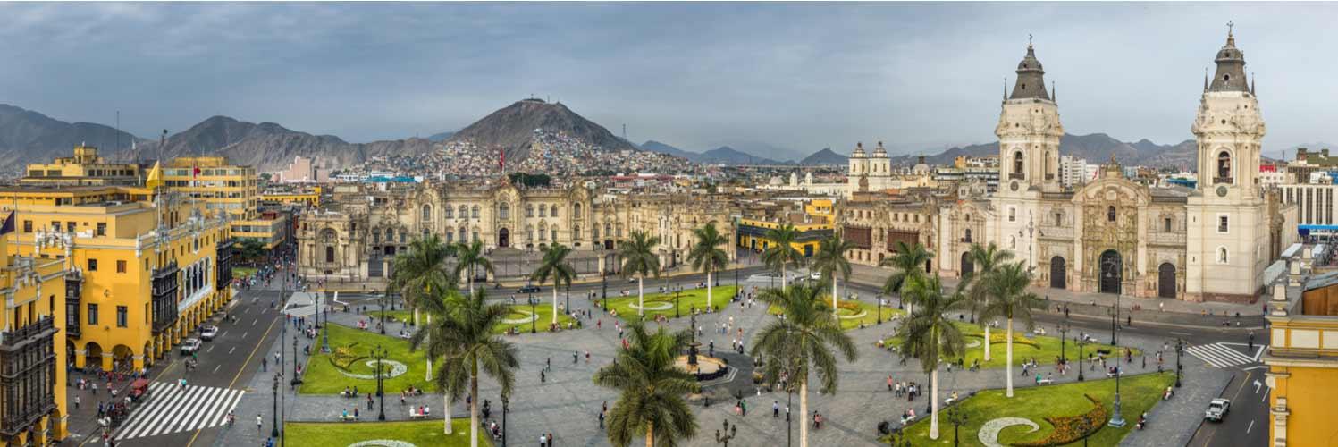 Vols vers Lima