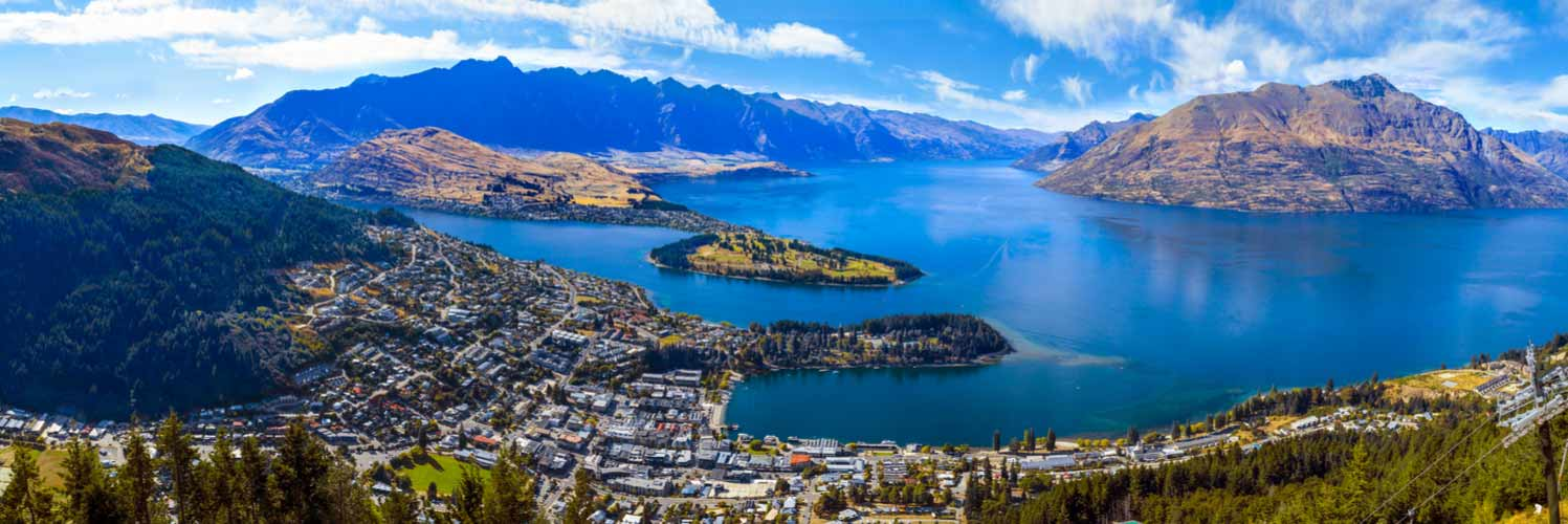 Find Fiji Airways Flights from Singapore (SIN) to Queenstown (ZQN)