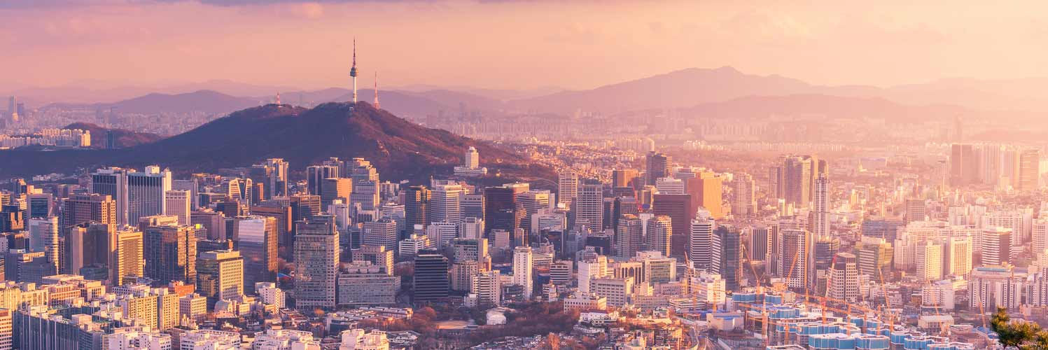 Book Flights to Seoul (SEL) with Fiji Airways