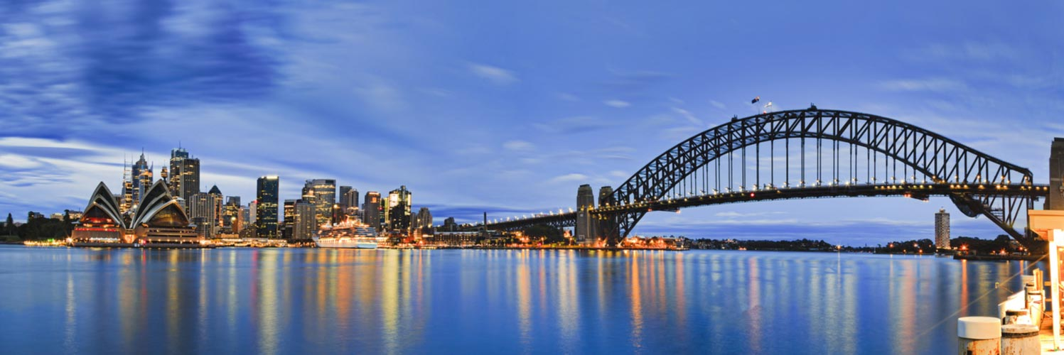 Book Flights to Sydney (SYD) with Fiji Airways