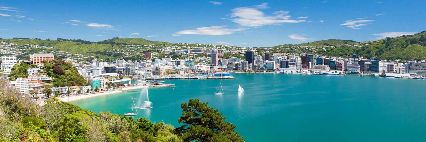 Book Flights to Wellington (WLG) with Fiji Airways