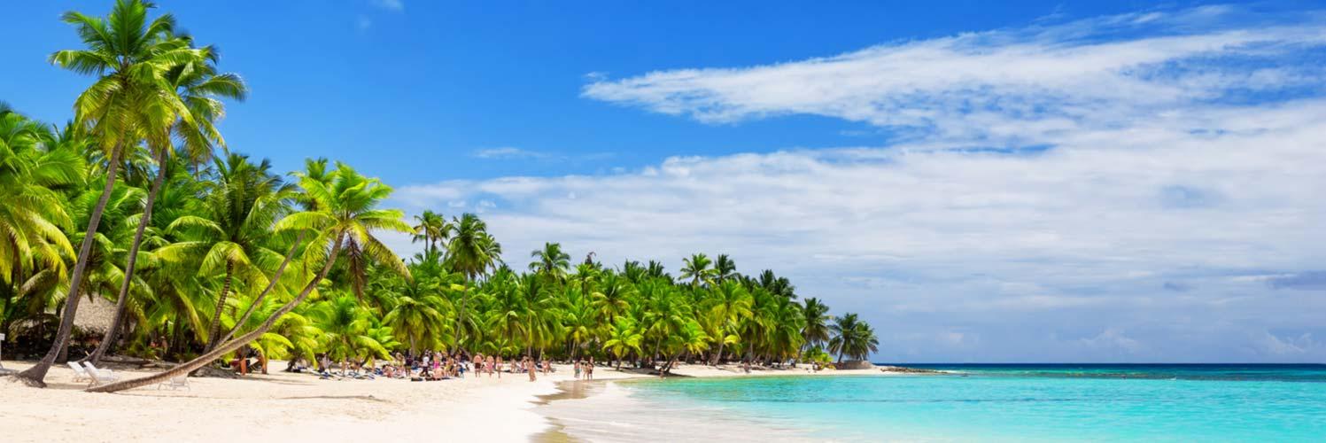 vol aller retour république dominicaine