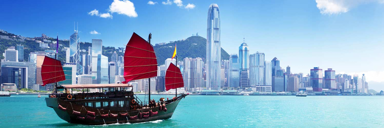 Book New Zealand to Hong Kong SAR, China Flights with Fiji Airways