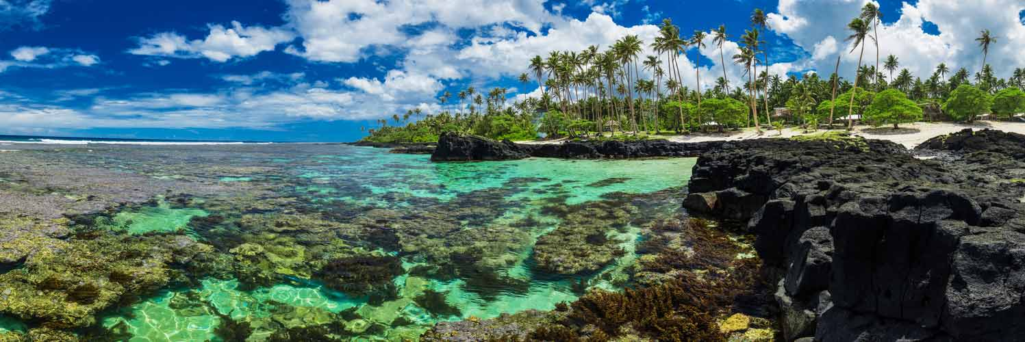 Find Fiji Airways flights to Samoa