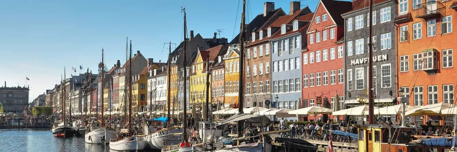 Compare & Book Low Airfares to Denmark