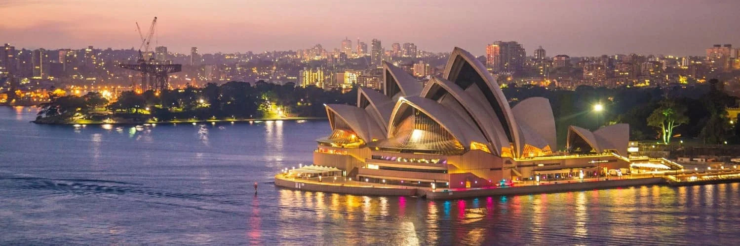 Compare & Book Low Airfares to Australia