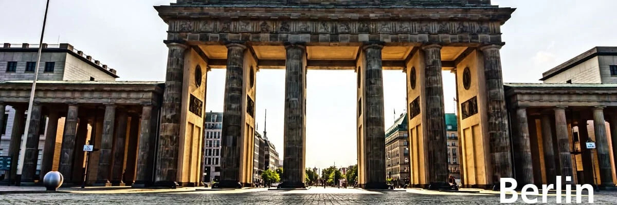 Search Top Deals from Berlin (BER)