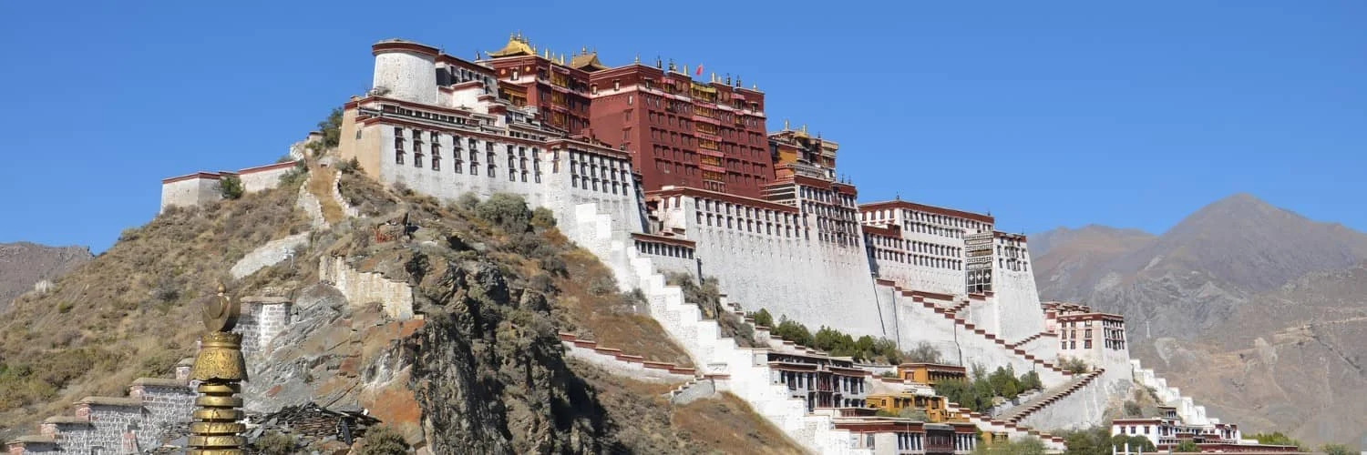 Book Cheap Flights to Lhasa (LXA) from