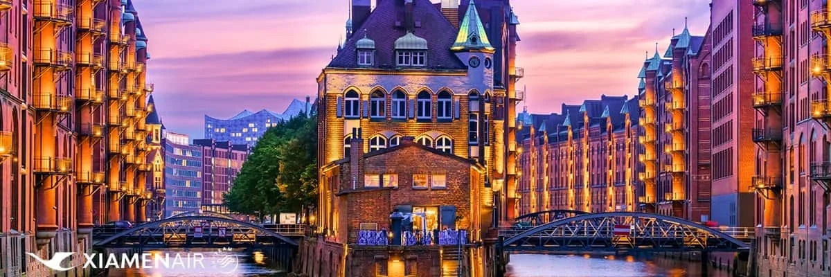 Find Top Flight Deals to Hamburg (HAM)