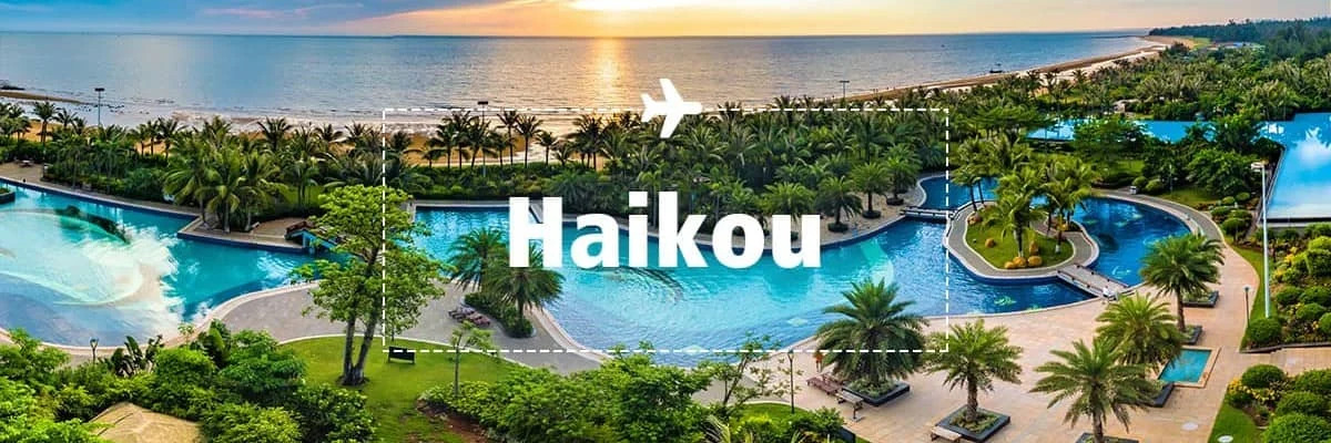 Compare Osaka to Haikou (KIX - HAK) Deals