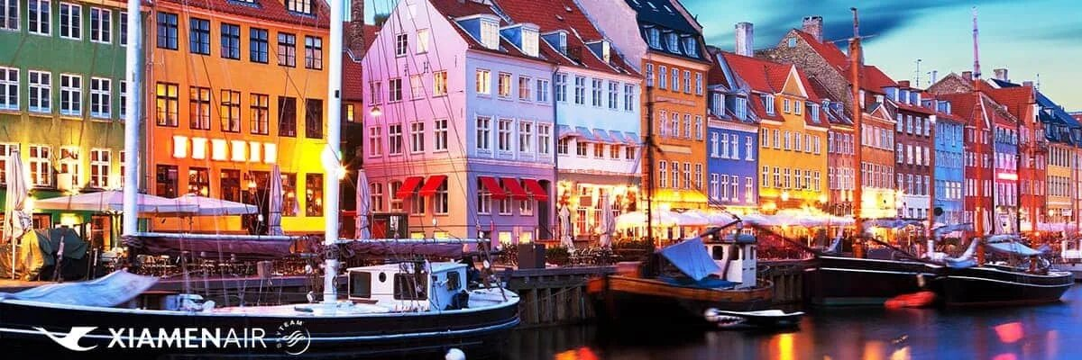 Search Top Deals from Copenhagen (CPH)