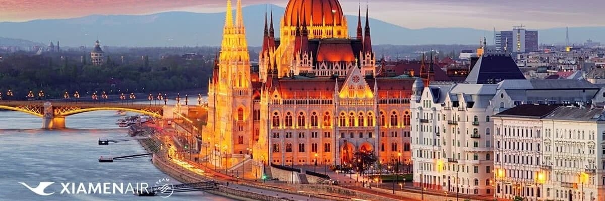 Find Top Flight Deals to Budapest (BUD)