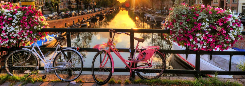 Find Top Flight Deals to Amsterdam (AMS)