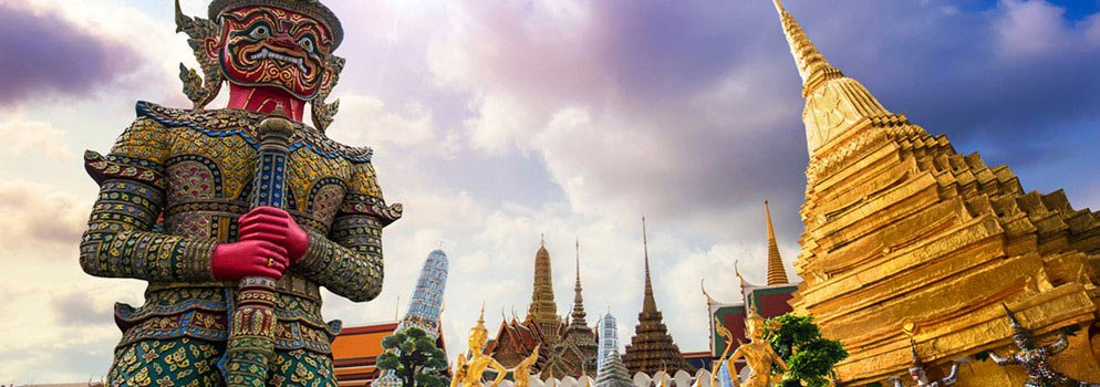 Compare New York to Bangkok (JFK - BKK) Deals