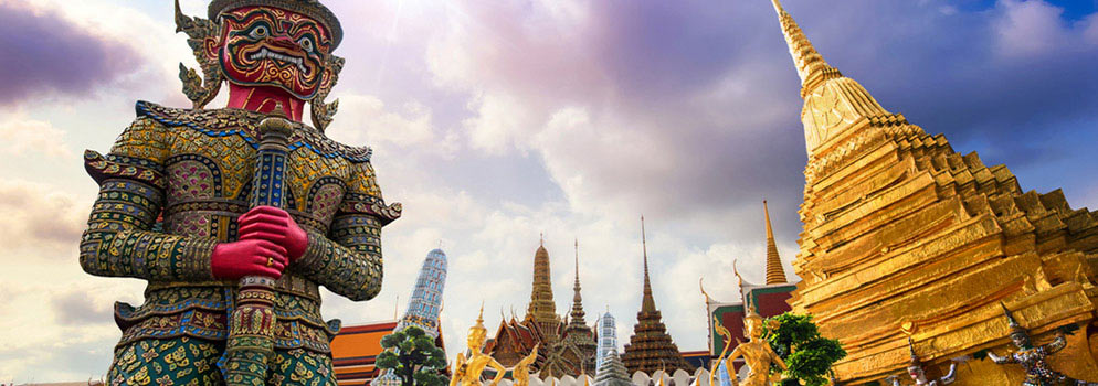 Compare London to Bangkok (LHR - BKK) Deals