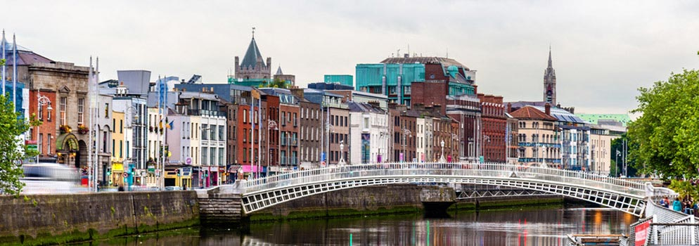 Compare Bangkok to Dublin (BKK - DUB) Deals