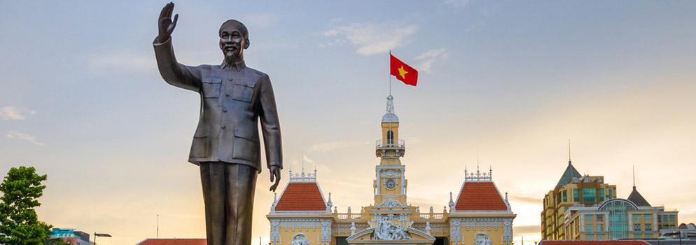 Find Top Flight Deals to Ho Chi Minh City (SGN)