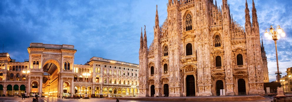 Find Top Flight Deals to Milan (MIL)