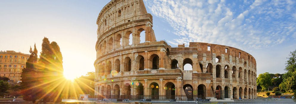 Find Top Flight Deals to Rome (ROM)