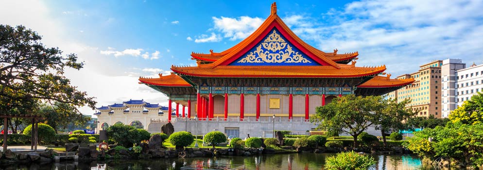 Find Top Flight Deals to Taipei, China (TPE)