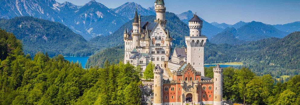 Compare & Book Low Airfares to Germany
