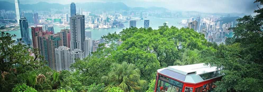Compare Cheap Canada to Hong Kong Regional, China Flights