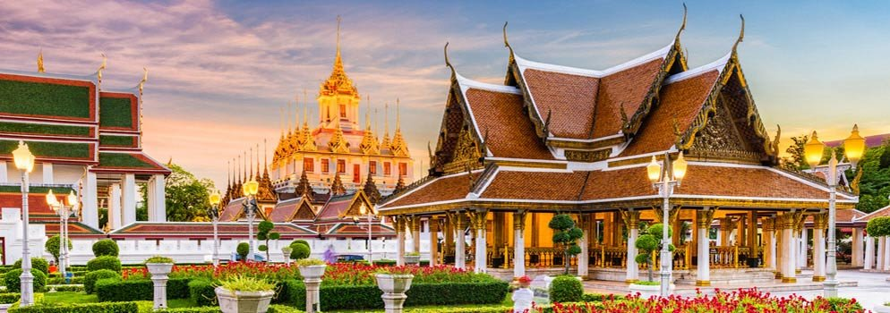 Compare & Book Low Airfares to Thailand