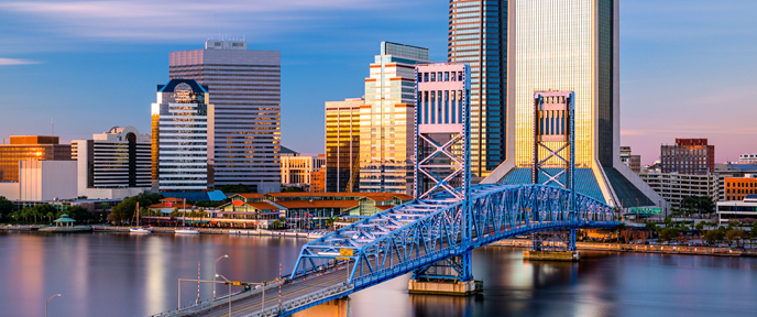 Find Spirit Low Fare Flights to Jacksonville (JAX)
