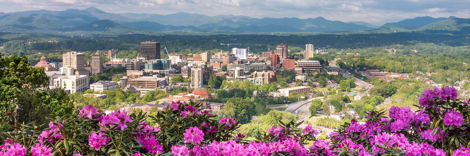 Ultra Low Fare Flights from Tampa (TPA) to Asheville (AVL) with Spirit