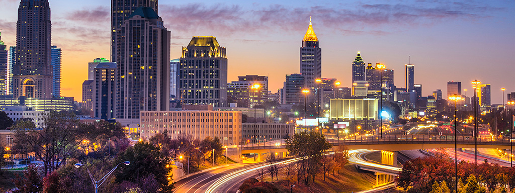 Ultra Low Fare Flights from Houston (IAH) to Atlanta (ATL) with Spirit