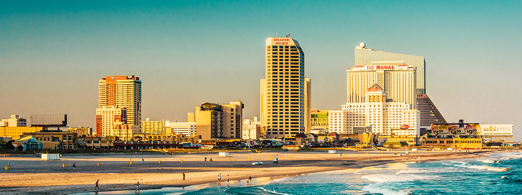 Tarifas ultrabajas de Fort Lauderdale (FLL) a Atlantic City (
