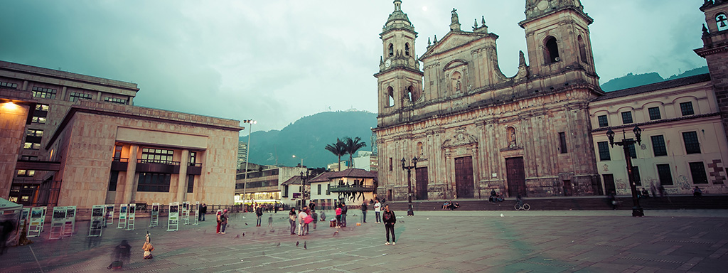 Find Spirit Low Fare Flights to Bogota (BOG)
