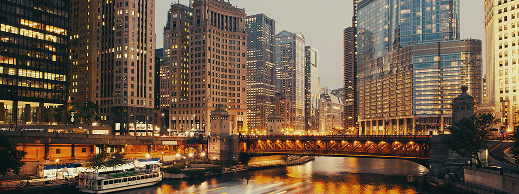 Ultra Low Fare Flights from Portland, OR (PDX) to Chicago (ORD) with Spirit